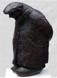 Gerda Duiverman klompenmannetje